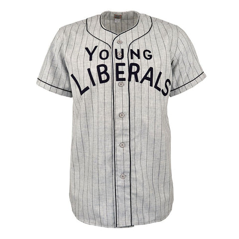 Edmonton Young Liberals 1930 Jersey