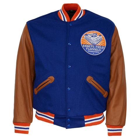 MED - Ebbets Field Flannels 1988 Authentic Jacket