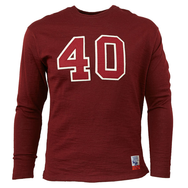 70550a20b Fordham University 1936 Authentic Football Jersey