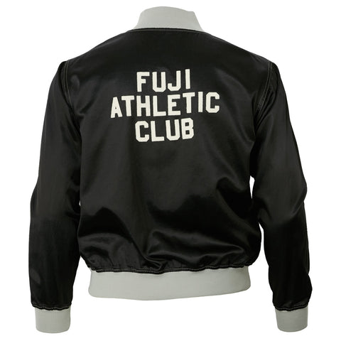 Fuji Athletic Club Satin Color Block Jacket