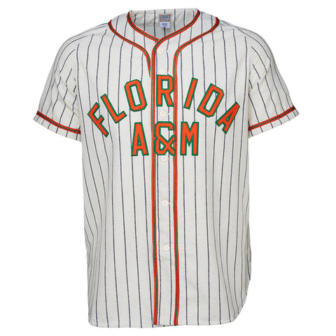 Florida A&M University 1965 Home Jersey