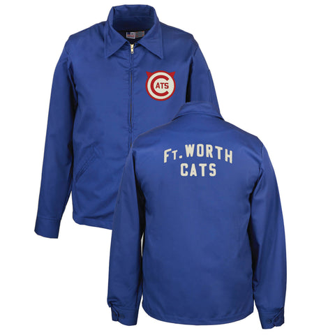 Ft. Worth Cats Grounds Crew Jacket