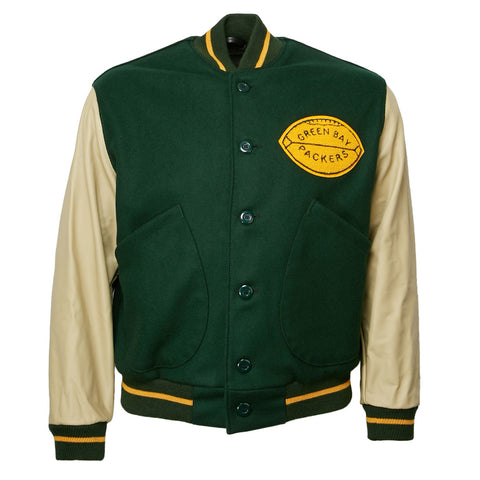 MED - Green Bay Packers 1950 Authentic Jacket