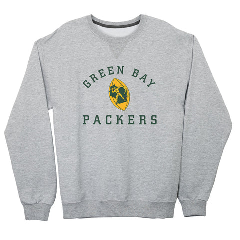 Green Bay Packers Lightweight Crewneck