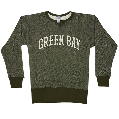 Green Bay Duck Wallopers Crewneck Sweatshirt