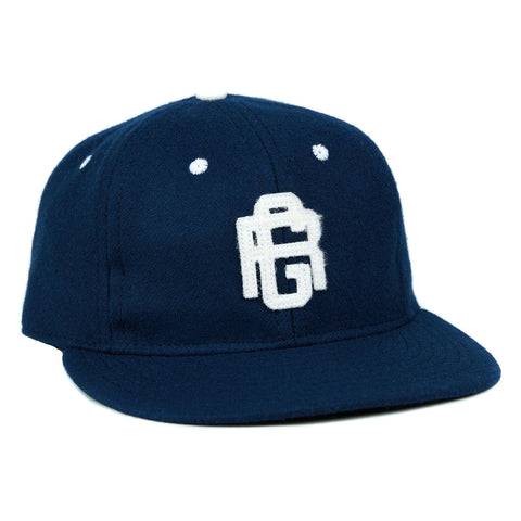1bfb66b26ed VINTAGE BALLCAPS - Negro Leagues – Ebbets Field Flannels