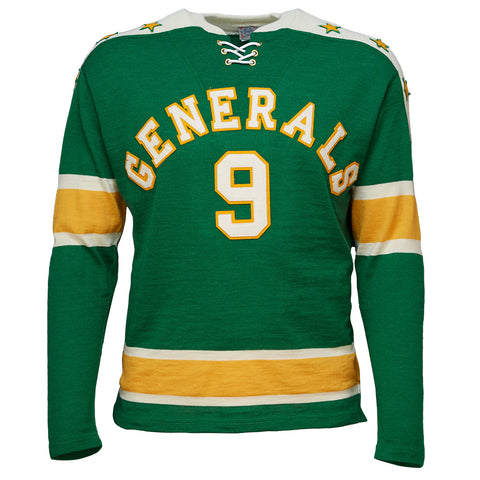 Greensboro Generals 1960 Hockey Sweater