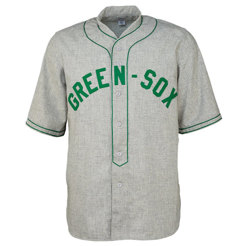 Greensburg Green Sox 1938 Road Jersey