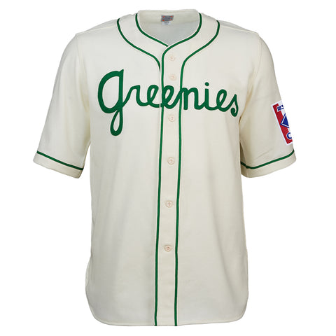 Greenville Greenies 1939 Home Jersey