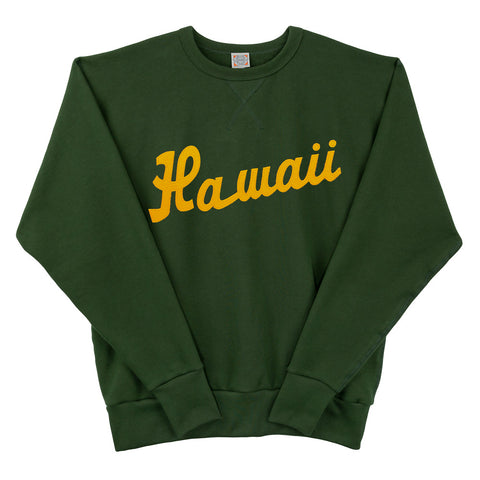 Hawaii Islanders Vintage French Terry Sweatshirt