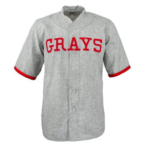 LARGE - Homestead Grays 1922 Road Jersey