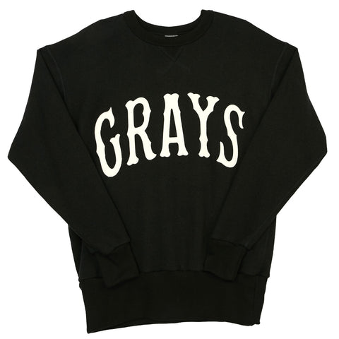 SMALL - Homestead Grays Crewneck Sweatshirt