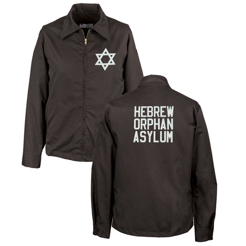 Hebrew Orphan Asylum Grounds Crew Jacket