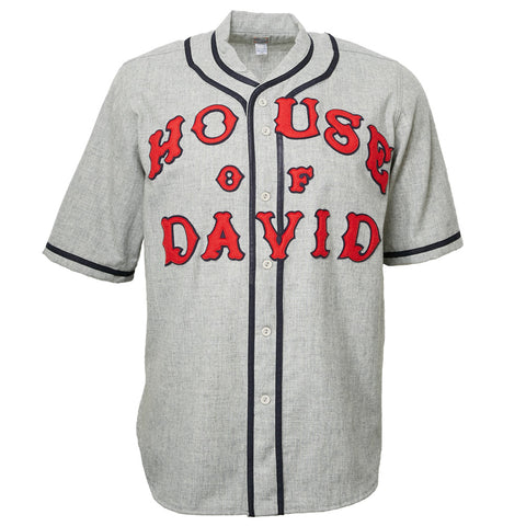 House Of David 1935 Road Jersey