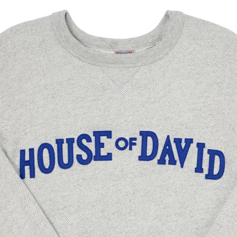 House of David Crewneck Sweatshirt