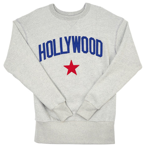 Hollywood Stars Crewneck Sweatshirt