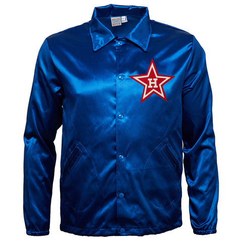 Hollywood Stars Vintage Satin Windbreaker