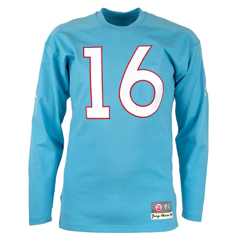 Houston Oilers 1960 Football Jersey