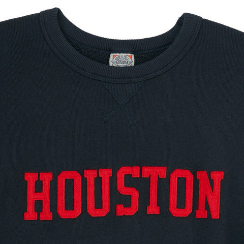 Houston Buffs Crewneck Sweatshirt