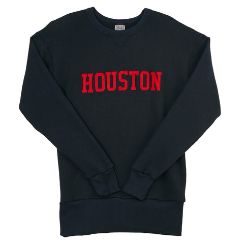 X-SMALL - Houston Buffs Crewneck Sweatshirt