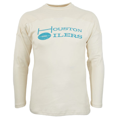 Houston Oilers Football Utility Shirt