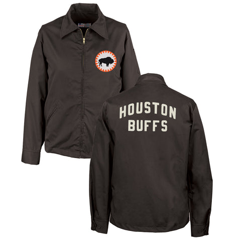 MED - Houston Buffs Grounds Crew Jacket