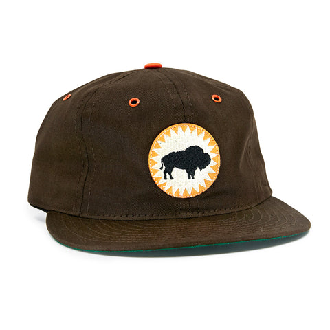 Houston Buffaloes Cotton Twill Ballcap
