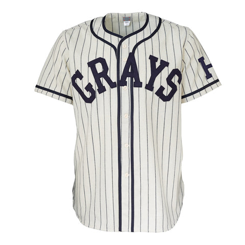 Homestead Grays 1939 Home Jersey