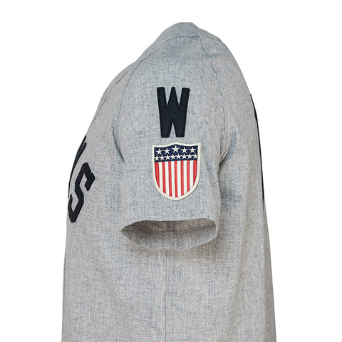 Washington Homestead Grays 1944 Road Jersey