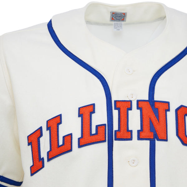 first rate 1fcca 8b3f8 University of Illinois 1959 Home Jersey