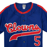 Indianapolis Clowns 1952 Road Jersey