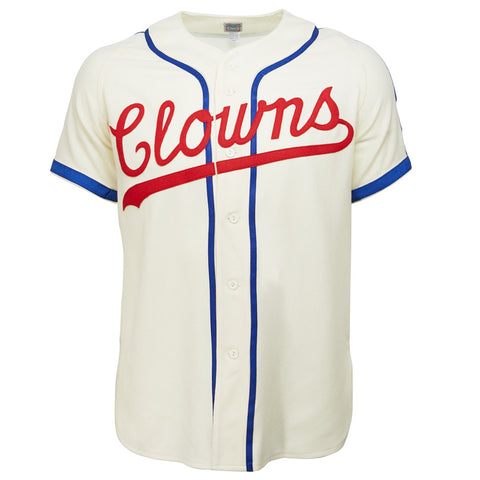 Indianapolis Clowns 1953 Home Jersey