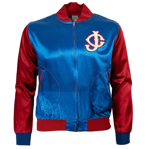 Jersey City Giants Satin Color Block Jacket