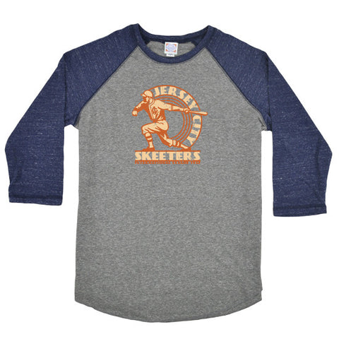 Jersey City Skeeters Clubhouse Shirt