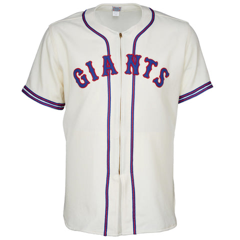 Jersey City Giants 1942 Home Jersey