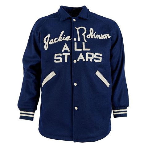 3X-LARGE - Jackie Robinson All Stars 1953 Authentic Jacket