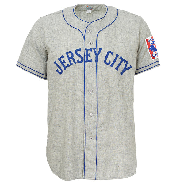 d934b50f5c7 Jersey City Giants 1939 Road Jersey