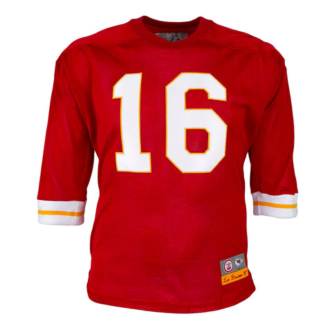 Kansas City Chiefs 1969 Durene Football Jersey