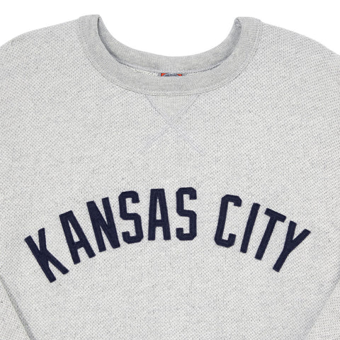 Kansas City Blues Crewneck Sweatshirt