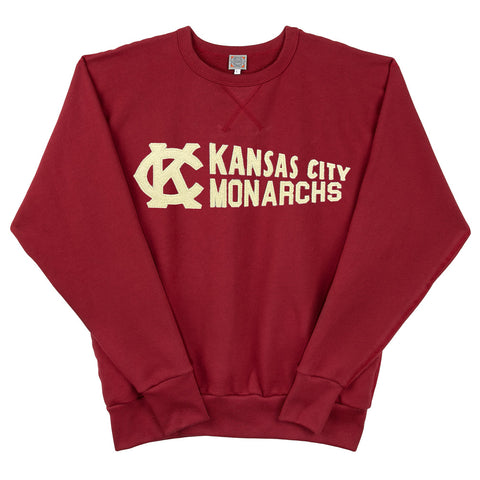 Kansas City Monarchs Vintage French Terry Sweatshirt
