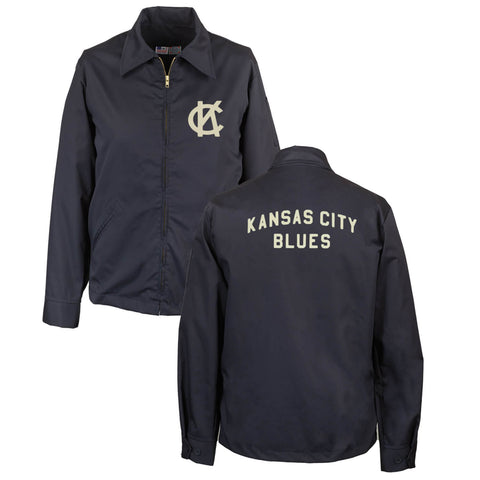 Kansas City Blues Grounds Crew Jacket
