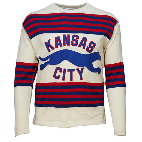 Kansas City Greyhounds 1934 Hockey Sweater