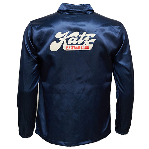 Kansas City Katz Vintage Satin Windbreaker