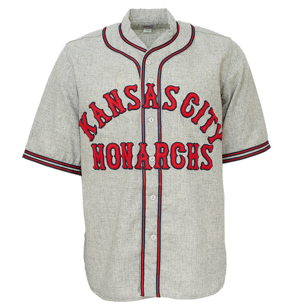 info for d4fdd 255d9 Kansas City Monarchs 1936 Road Jersey