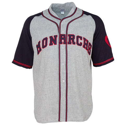 Kansas City Monarchs 1942 Road Jersey