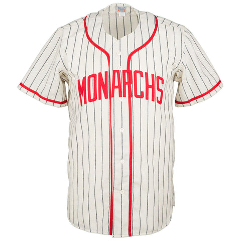 Kansas City Monarchs 1953 Home Jersey