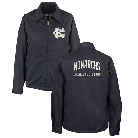 Kansas City Monarchs Grounds Crew Jacket