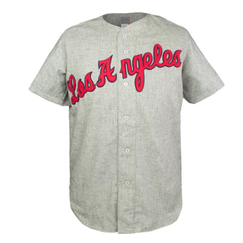 Los Angeles Angels (PCL) 1957 Road Jersey