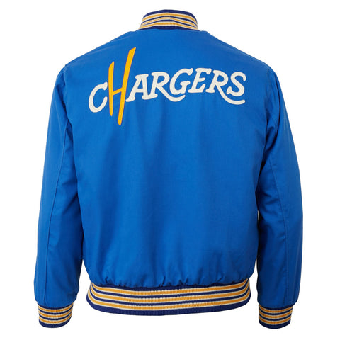 Los Angeles Chargers 1960 Authentic Jacket