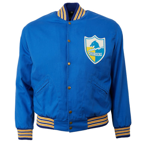 3XL - Los Angeles Chargers 1960 Authentic Jacket